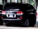 Tỉnh ủy Sóc Trăng trả lại xe Lexus biển xanh