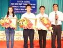 Cà Mau tuyên dương học sinh đạt thành tích cao trong kỳ thi THPT quốc gia 2016
