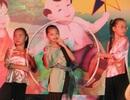 Trẻ em hào hứng hát múa đón Tết Trung thu