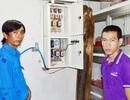 Chưa qua học nghề, hai thanh niên sáng tạo thành công hệ thống tưới nước tự động