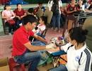 Tuổi trẻ sinh viên Bạc Liêu hăng hái hiến hàng trăm đơn vị máu