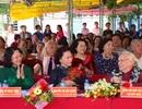 Mừng đại thọ phu nhân cố Tổng Bí thư Nguyễn Văn Linh