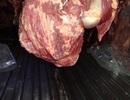 """Phạt hơn 100 triệu cơ sở kinh doanh thịt """"bẩn"""""""