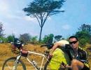 Cãi nhau với bạn gái, chàng trai đạp xe từ Trung Quốc sang tận... châu Phi