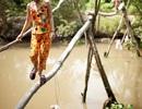 """Cầu khỉ là một trong những loại cầu """"đáng sợ"""" nhất thế giới"""