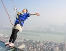 """Rùng mình bước qua """"Đường trên trời"""" ở Trung Quốc"""
