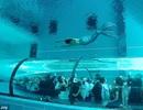 Khám phá bể bơi sâu nhất thế giới