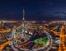 Vẻ đẹp lộng lẫy khó tin của những đô thị lớn về đêm