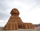 """Trung Quốc tiếp tục gây tranh cãi với tượng Nhân sư và đền Parthenon """"nhái"""""""