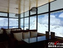Bên trong quán cafe cao và cô đơn nhất thế giới