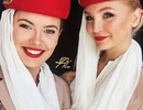Tiếp viên hàng không hãng nào gợi cảm nhất thế giới ?