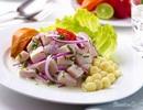 Ceviche - món gỏi hải sản đặc biệt của Peru