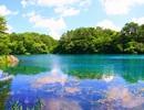 Lặng ngắm vẻ đẹp bình yên bất tận của hồ ngũ sắc Goshiki-numa