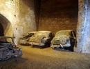 Bí ẩn bên trong đường hầm bị lãng quên, nơi chứa đầy những cỗ xe cổ