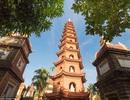 Chùa Trấn Quốc nằm trong Top những ngôi chùa đẹp nhất thế giới