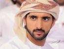 Hoàng tử điển trai chia sẻ khoảnh khắc Dubai như chốn bồng lai