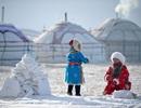 Mùa đông khắc nghiệt tới -43 độ C ở Nội Mông