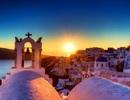 Đây là lý do người ta vẫn ca ngợi Santorini là hòn đảo thiên đường