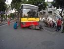 Xe bus chạy ẩu - nỗi sợ hãi thường trực của người tham gia giao thông