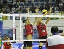 Đội tuyển bóng chuyền nữ Việt Nam đánh bại Trẻ Thái Lan