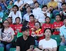 Khán giả TPHCM không quay lưng với bóng đá