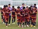 U23 Việt Nam giảm cường độ tập luyện trước giải châu Á