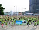 Lan truyền lối sống năng động, lành mạnh thông qua ngày chạy Olympic 2016