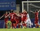 Hà Nam vô địch lượt đi giải bóng đá nữ quốc gia 2016