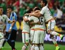 Vắng Suarez, Uruguay thất bại trước Mexico