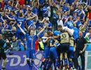 Iceland có mặt ở vòng 1/8 Euro 2016: Chuyện thần thoại từ vùng cực Bắc