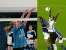 Ảnh chế hài hước về tình huống Boateng để bóng chạm tay ở trận Đức-Italia