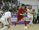 Đội tuyển futsal Việt Nam tuột chiến thắng trước nhà vô địch châu Âu Phi