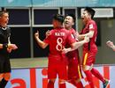FIFA hết lời khen ngợi đội tuyển futsal Việt Nam