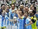 Thắng kịch tính Nga, Argentina lần đầu vô địch World Cup futsal