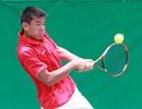 Lý Hoàng Nam xuất sắc vượt qua vòng 1 giải quần vợt Việt Nam mở rộng