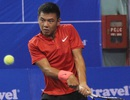 Lý Hoàng Nam dừng bước ở vòng 2 giải quần vợt Việt Nam mở rộng