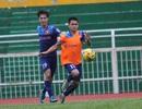 Đội tuyển Việt Nam hoà may mắn trước Đại học Jeonju