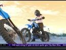 Thú chơi mô tô địa hình trên cồn cát của giới trẻ