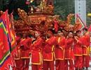 Lần đầu tiên có Lễ hội rước tượng của vua Bảo Đại và hoàng hậu Nam Phương