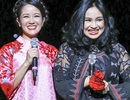 """Hồng Nhung: """"Tôi và Thanh Lam bắt đầu có thể thông cảm với nhau"""""""