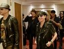 Ban nhạc rock huyền thoại Scorpions xuất hiện tại Hà Nội