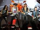 Giấc mơ về màn biểu diễn của huyền thoại rock đã thành hiện thực…