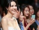 Á hậu Trà Giang tái xuất với vẻ đẹp sexy