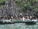 """Quảng Ninh """"áp"""" quy định cho dịch vụ trải nghiệm làm ngư dân trên vịnh Hạ Long"""