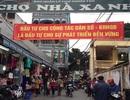 """""""Sống trong sợ hãi"""" bên cạnh chợ Nhà Xanh"""