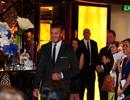 Beckham lịch lãm xuất hiện tại TPHCM