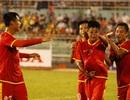 Đội tuyển Việt Nam dễ dàng đánh bại Sinh viên Hàn Quốc