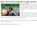Làng bóng đá Đông Nam Á quan tâm đến chuyển động của đội tuyển Việt Nam