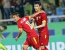 Thành Lương và Văn Quyết đua tranh danh hiệu quả bóng vàng Việt Nam 2014