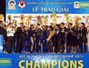 Đánh bại Myanmar, Thái Lan vô địch bóng đá nữ Đông Nam Á